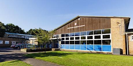 Ferndown Middle School Open Evening  6 October 2021 tickets