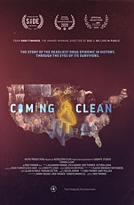 """Art is Alive Film Festival Feature Film Screening #6 - """"Coming Clean"""" tickets"""