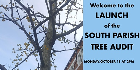 Launch of South Parish Tree Audit, Cork tickets