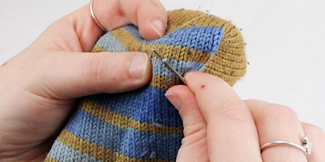 Learn to Sew: Introduction to Darning (Morning session) tickets