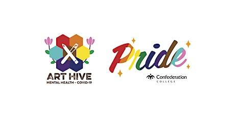 Confederation College Pride Connections tickets