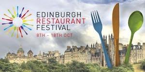 Edinburgh Restaurant Festival Chef's Table 2015