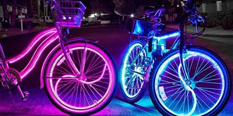 Neon Bike Brigade Fundraiser for Ocean Cure tickets