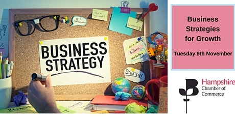 Chamber of Solutions - Business Strategies for Growth tickets