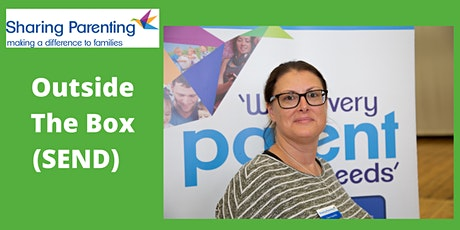SEND Outside The Box Sharing Parenting for parents (4 sessions) tickets