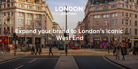 Expand your brand to London's iconic West End tickets