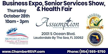 South Florida Senior Expo & Health and Wellness Fair, October 28th tickets