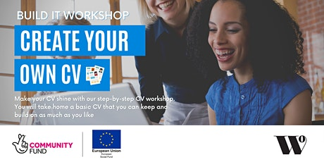Build It Workshop: Create Your Own CV tickets