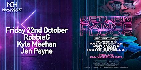 Back to the Dancefloor • RobbieG, Kyle Meehan & Jen Payne tickets