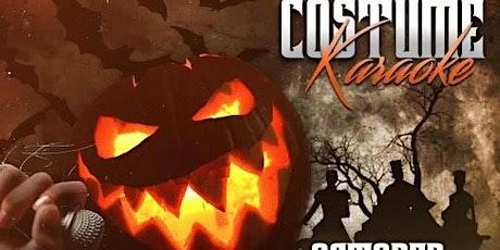 Costume Kararoke Saturday October 30th tickets