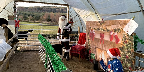 Santa's Grotto at the WeeFerm tickets