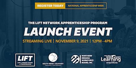LIFT Network Registered Apprenticeship Program Launch Event tickets