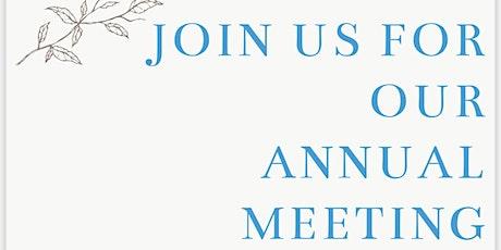 Bridgehaven's Annual Meeting 2021 tickets