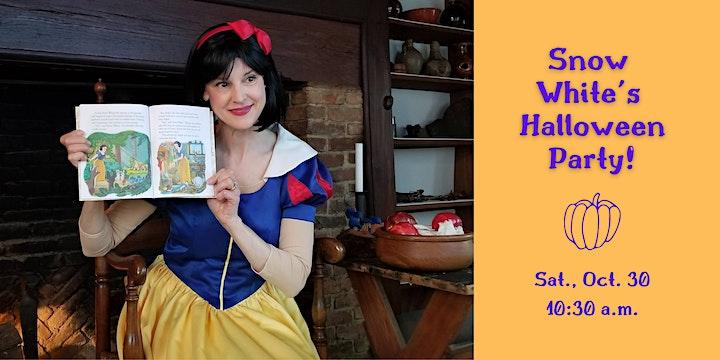 Snow White's Halloween Party! image