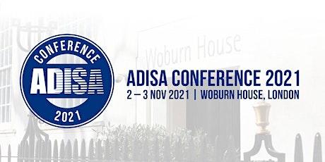 ADISA ITAD Conference November 2021 tickets