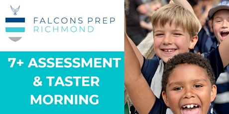 7+ Taster and Assessment Morning at Falcons Prep Richmond tickets