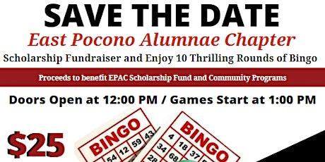 10 Rounds of Bingo Scholarship Fundraiser tickets