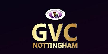 International Sunday & Thanksgiving @ GVC Nottingham (26th September 2021) tickets