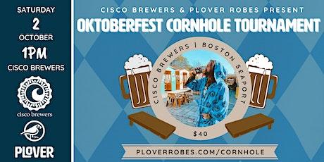 Cisco Oktoberfest Cornhole Tournament Registration tickets