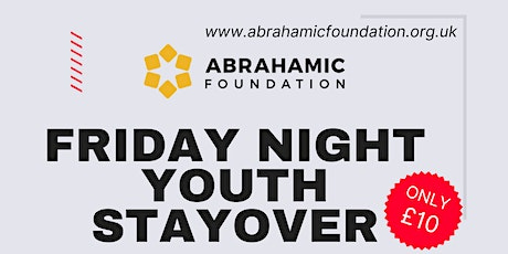 Friday Night Youth Stayover tickets