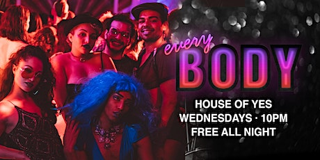 EVERY BODY: Free Dance Party tickets