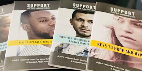 Keys to Hope and Healing Male-Focused Webinar Series Tickets