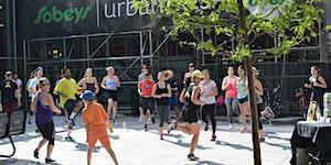Sobey's Urban Fresh Bootcamp! w/ UpRise Fit