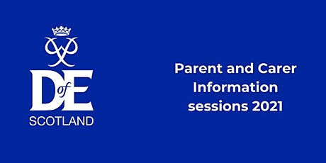 Parent and Carer Information Session tickets