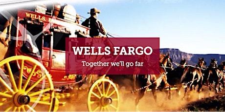 Explore a Career in Business - Wells Fargo (High School Students) tickets