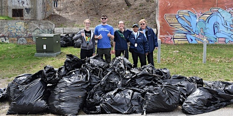 Dequindre Cut and Rivertown Neighborhood Fall Cleanup tickets