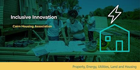 Inclusive Innovation: Cairn Housing Association and University of Edinburgh tickets