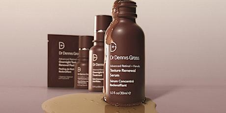 Dr. Dennis Gross Skincare Treatment Rooms, Beauty Bazaar Harvey Nichols tickets