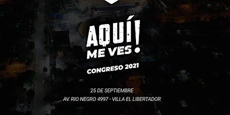Congreso de Jóvenes 2021 entradas