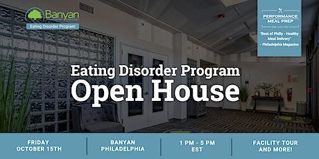 Eating Disorder Program Open House tickets