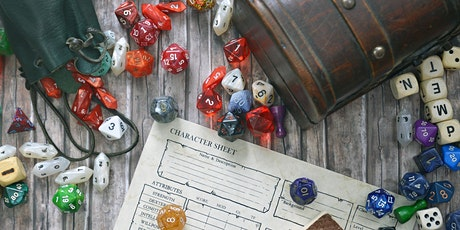 Dungeon Master Workshop #1: Starting a new campaign tickets