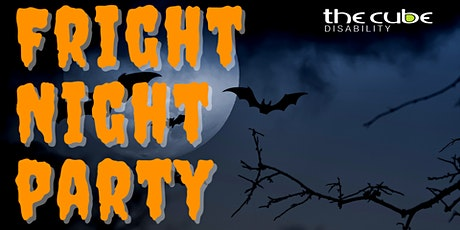 The Cube Disability Fright Night Party 2021 tickets