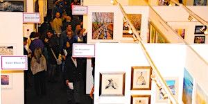 Edinburgh Art Fair, 13 to 15 Nov.
