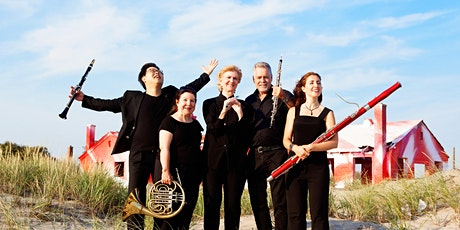 Music in the Garden: Quintet of the Americas tickets