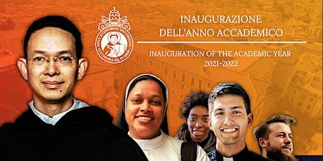 Inaugurazione dell'Anno Accademico / Inauguration of the Academic Year biglietti
