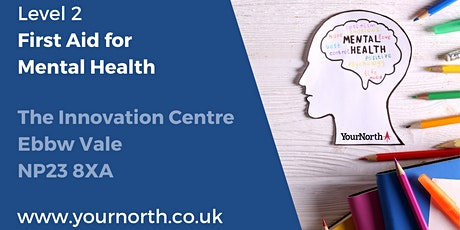 Accredited Level 2 First Aid for Mental Health tickets