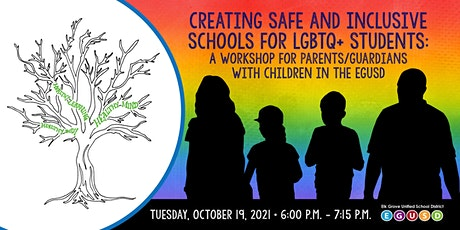 Creating Safe and Inclusive Schools for LGBTQ+ Students tickets
