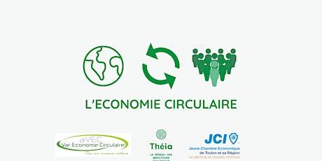 """Théia, sesion #10 """"L'économie circulaire billets"""