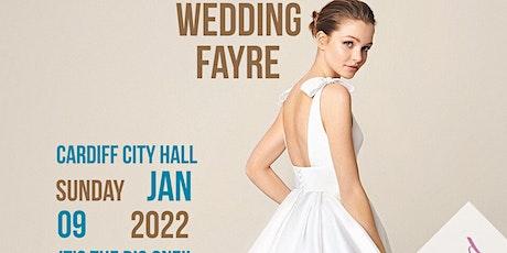 Wonderland Wedding Cardiff city hall tickets