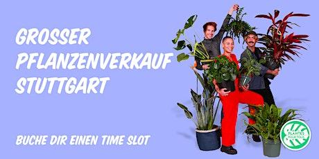 Großer Pflanzenverkauf - Stuttgart Tickets