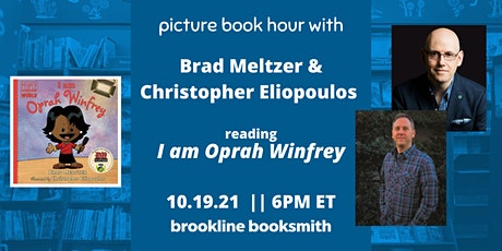 Picture Book Hour:  Brad Meltzer and Christopher Eliopoulos tickets