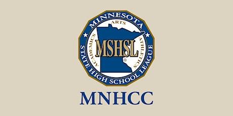 MSHSL MN Head Coaches Course - Fridley High School tickets