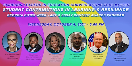 Fairburn Leaders in Education: Conversations that Matter tickets