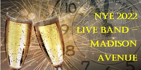 New Years Eve Party - Live Entertainment & International Buffet tickets