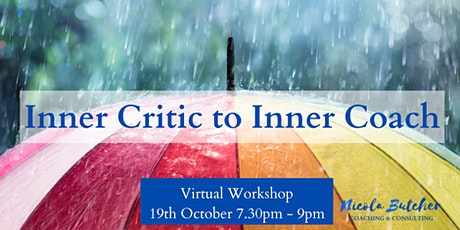 Inner Critic to Inner Coach tickets