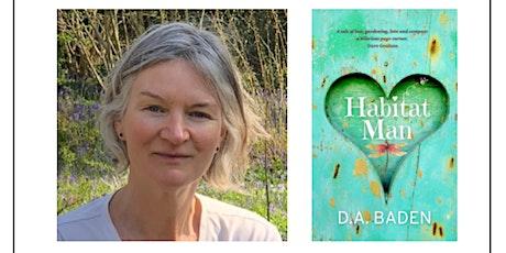 booksigning: Habitat Man by Denise Baden tickets
